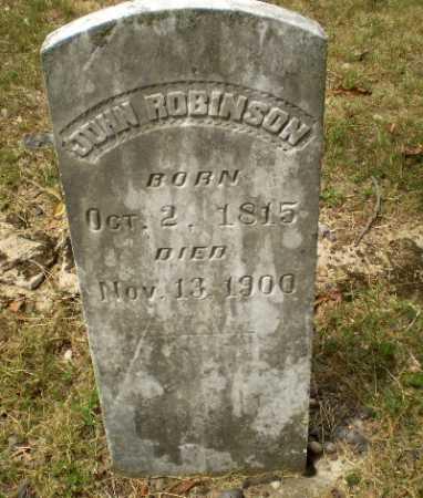 ROBINSON, JOHN - Craighead County, Arkansas | JOHN ROBINSON - Arkansas Gravestone Photos