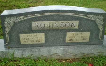 ROBINSON, OSCAR - Craighead County, Arkansas | OSCAR ROBINSON - Arkansas Gravestone Photos