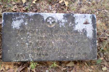 ROBINSON (VETERAN WWI), JOHN N - Craighead County, Arkansas | JOHN N ROBINSON (VETERAN WWI) - Arkansas Gravestone Photos