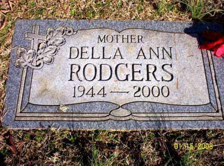WILLIAMS RODGERS, DELLA ANN - Craighead County, Arkansas | DELLA ANN WILLIAMS RODGERS - Arkansas Gravestone Photos