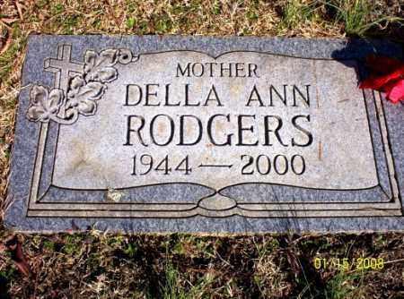 RODGERS, DELLA ANN - Craighead County, Arkansas | DELLA ANN RODGERS - Arkansas Gravestone Photos