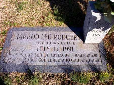 RODGERS, JARROD LEE - Craighead County, Arkansas   JARROD LEE RODGERS - Arkansas Gravestone Photos