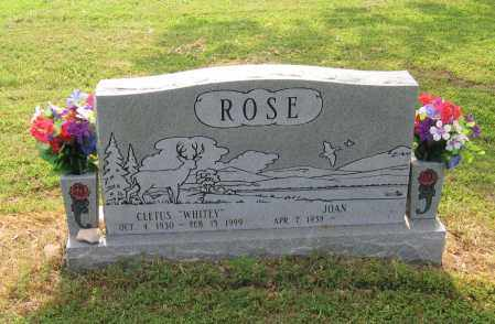 "ROSE, CLETUS ""WHITEY"" - Craighead County, Arkansas 