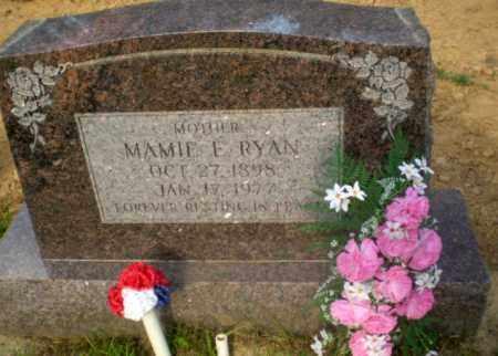 RYAN, MAMIE F - Craighead County, Arkansas | MAMIE F RYAN - Arkansas Gravestone Photos