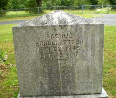 SCHOENBERGER, RACHEL - Craighead County, Arkansas | RACHEL SCHOENBERGER - Arkansas Gravestone Photos