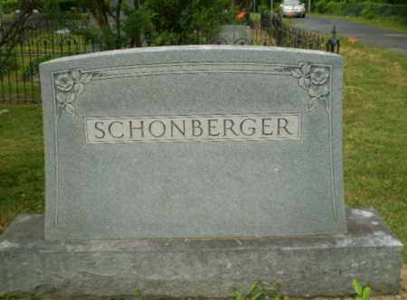 SCHONBERGER FAMILY, MONUMENT - Craighead County, Arkansas | MONUMENT SCHONBERGER FAMILY - Arkansas Gravestone Photos