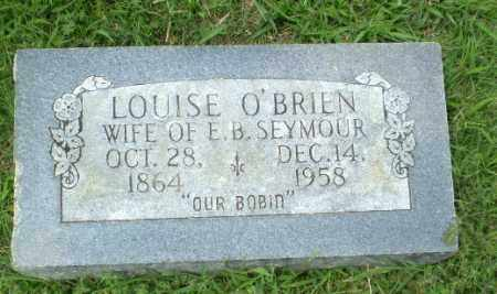 O'BRIEN SEYMOUR, LOUISE - Craighead County, Arkansas | LOUISE O'BRIEN SEYMOUR - Arkansas Gravestone Photos