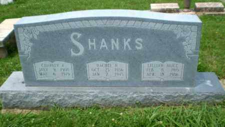 SHANKS, LILLIAN ALICE - Craighead County, Arkansas | LILLIAN ALICE SHANKS - Arkansas Gravestone Photos