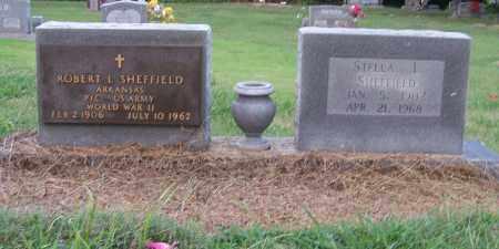SHEFFIELD, STELLA L. - Craighead County, Arkansas | STELLA L. SHEFFIELD - Arkansas Gravestone Photos