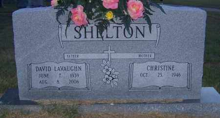 SHELTON, DAVID LAVAUGHN - Craighead County, Arkansas | DAVID LAVAUGHN SHELTON - Arkansas Gravestone Photos