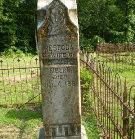 SIBERT, REBECCA - Craighead County, Arkansas | REBECCA SIBERT - Arkansas Gravestone Photos