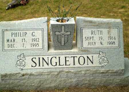 SINGLETON, RUTH I - Craighead County, Arkansas | RUTH I SINGLETON - Arkansas Gravestone Photos
