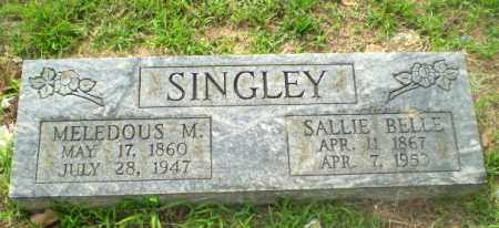 SINGLEY, SALLIE BELLE - Craighead County, Arkansas | SALLIE BELLE SINGLEY - Arkansas Gravestone Photos
