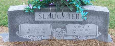 SLAUGHTER, J.L. - Craighead County, Arkansas | J.L. SLAUGHTER - Arkansas Gravestone Photos