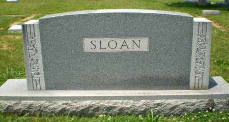 SLOAN FAMILY, MONUMENT - Craighead County, Arkansas | MONUMENT SLOAN FAMILY - Arkansas Gravestone Photos