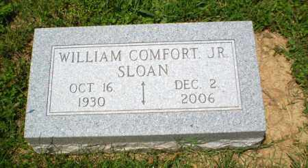 SLOAN, JR (VETERAN KOR), WILLIAM COMFORT - Craighead County, Arkansas | WILLIAM COMFORT SLOAN, JR (VETERAN KOR) - Arkansas Gravestone Photos