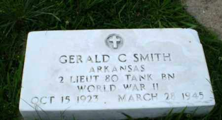 SMITH  (VETERAN WWII), GERALD C - Craighead County, Arkansas | GERALD C SMITH  (VETERAN WWII) - Arkansas Gravestone Photos