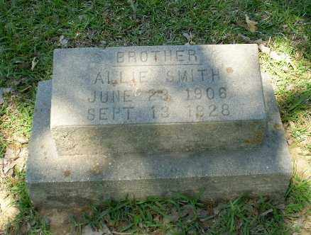 SMITH, ALLIE - Craighead County, Arkansas | ALLIE SMITH - Arkansas Gravestone Photos
