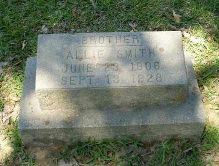 SMITH, ALLIE - Craighead County, Arkansas | ALLIE SMITH - Arkansas Gravestone Photos