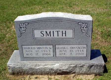 SMITH, HAROLD MINTON - Craighead County, Arkansas | HAROLD MINTON SMITH - Arkansas Gravestone Photos
