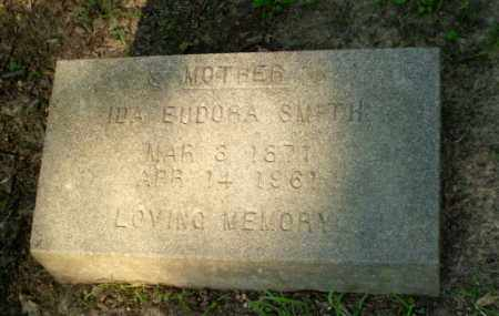 SMITH, IDA EUDORA - Craighead County, Arkansas | IDA EUDORA SMITH - Arkansas Gravestone Photos