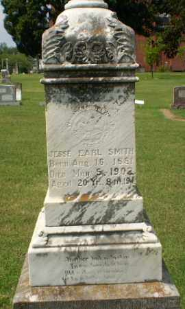 SMITH, JESSE EARL - Craighead County, Arkansas | JESSE EARL SMITH - Arkansas Gravestone Photos