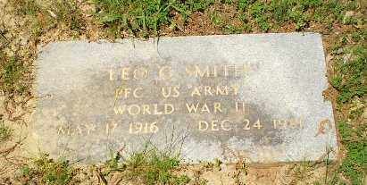 SMITH (VETERAN WWII), LEO - Craighead County, Arkansas | LEO SMITH (VETERAN WWII) - Arkansas Gravestone Photos