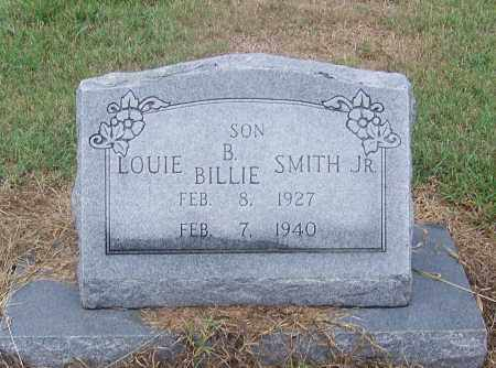 SMITH, LOUIE B. (BILLIE) - Craighead County, Arkansas | LOUIE B. (BILLIE) SMITH - Arkansas Gravestone Photos