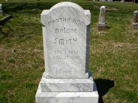 SMITH, MARTHA ANN - Craighead County, Arkansas | MARTHA ANN SMITH - Arkansas Gravestone Photos