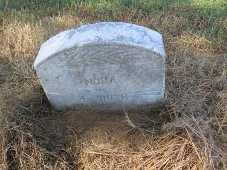 SMITH, NORA - Craighead County, Arkansas | NORA SMITH - Arkansas Gravestone Photos