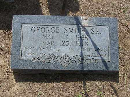 SMITH, SR.(VETERAN KOR), GEORGE - Craighead County, Arkansas | GEORGE SMITH, SR.(VETERAN KOR) - Arkansas Gravestone Photos