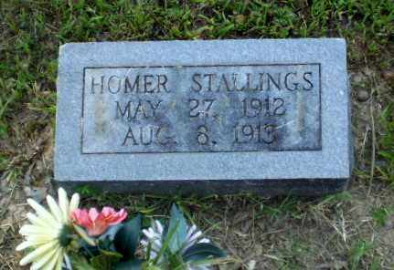 STALLINGS, HOMER - Craighead County, Arkansas | HOMER STALLINGS - Arkansas Gravestone Photos