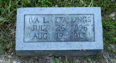 STALLINGS, IVA L - Craighead County, Arkansas | IVA L STALLINGS - Arkansas Gravestone Photos