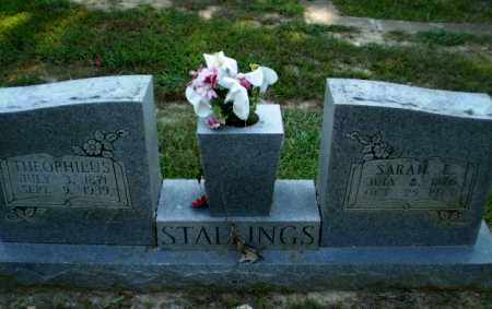 STALLINGS, THEOPHILUS - Craighead County, Arkansas | THEOPHILUS STALLINGS - Arkansas Gravestone Photos