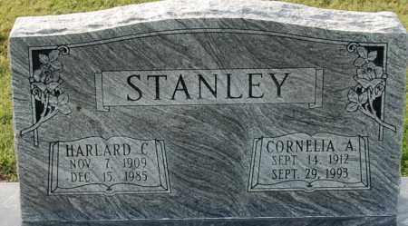 STANLEY, HARLARD C. - Craighead County, Arkansas | HARLARD C. STANLEY - Arkansas Gravestone Photos