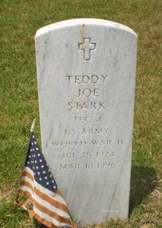 STARK  (VETERAN WWII), TEDDY JOE - Craighead County, Arkansas | TEDDY JOE STARK  (VETERAN WWII) - Arkansas Gravestone Photos