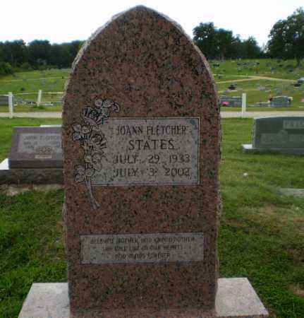 FLETCHER STATES, JOANN - Craighead County, Arkansas | JOANN FLETCHER STATES - Arkansas Gravestone Photos