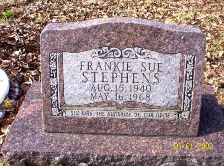 PIERCE STEPHENS, FRANKIE SUE - Craighead County, Arkansas | FRANKIE SUE PIERCE STEPHENS - Arkansas Gravestone Photos