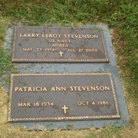 STEVENSON, PATRICIA ANN - Craighead County, Arkansas | PATRICIA ANN STEVENSON - Arkansas Gravestone Photos