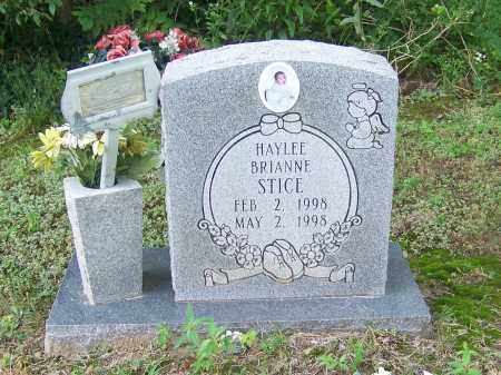 STICE, HAYLEE BRIANNE - Craighead County, Arkansas | HAYLEE BRIANNE STICE - Arkansas Gravestone Photos