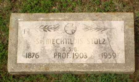 STOLZ, SISTER MECHTILDIS - Craighead County, Arkansas | SISTER MECHTILDIS STOLZ - Arkansas Gravestone Photos