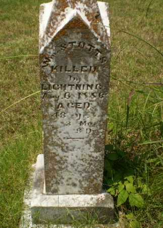 STOTTS, WM - Craighead County, Arkansas | WM STOTTS - Arkansas Gravestone Photos