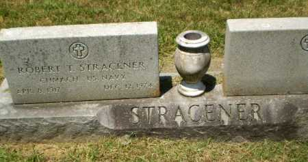 STRACENER  (VETERAN), ROBERT T - Craighead County, Arkansas | ROBERT T STRACENER  (VETERAN) - Arkansas Gravestone Photos