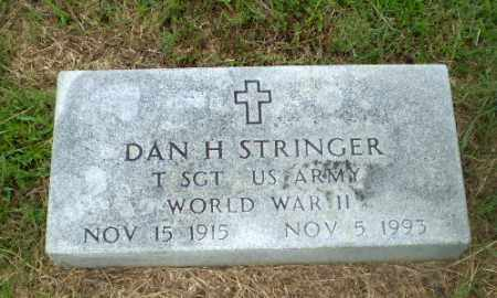 STRINGER  (VETERAN WWII), DAN H - Craighead County, Arkansas | DAN H STRINGER  (VETERAN WWII) - Arkansas Gravestone Photos