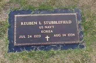STUBBLEFIELD (VETERAN KOR), REUBEN L. - Craighead County, Arkansas | REUBEN L. STUBBLEFIELD (VETERAN KOR) - Arkansas Gravestone Photos