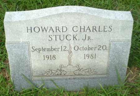 STUCK, JR (VETERAN WWII), HOWARD CHARLES - Craighead County, Arkansas | HOWARD CHARLES STUCK, JR (VETERAN WWII) - Arkansas Gravestone Photos