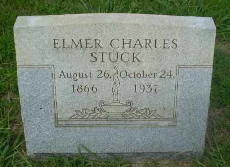 STUCK, ELMER CHARLES - Craighead County, Arkansas | ELMER CHARLES STUCK - Arkansas Gravestone Photos