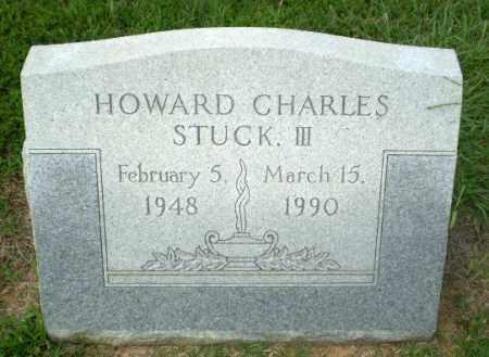 STUCK, III  (VETERAN VIET), HOWARD CHARLES - Craighead County, Arkansas | HOWARD CHARLES STUCK, III  (VETERAN VIET) - Arkansas Gravestone Photos
