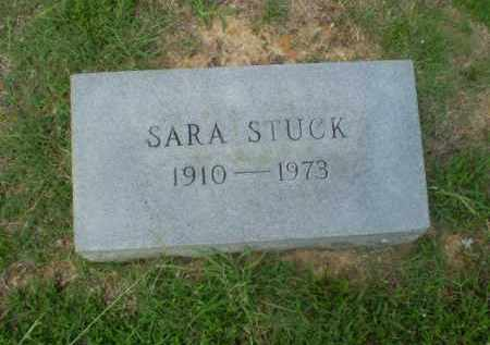 STUCK, SARA - Craighead County, Arkansas | SARA STUCK - Arkansas Gravestone Photos
