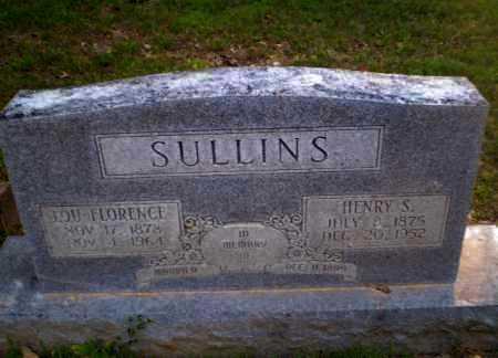 SULLINS, HENRY S - Craighead County, Arkansas | HENRY S SULLINS - Arkansas Gravestone Photos